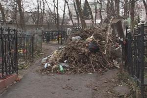 На содержание кладбищ Каменска-Уральского до конца года потратят более 1 миллиона 700 тысяч рублей