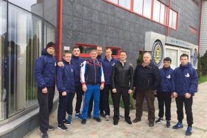 Капитан полиции из Каменска-Уральского Александр Юркин стал пятым на чемпионате МВД России по рукопашному бою