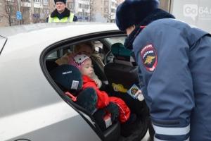 В Каменске-Уральском завтра опять будут следить за тем, используют ли родители детские кресла
