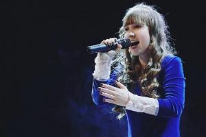 Кристина Лапшина из Каменска-Уральского стала победителем телевизионного конкурса «Я – суперзвезда»