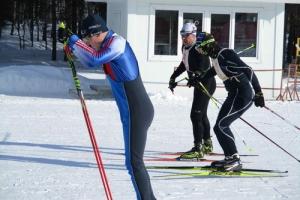 Пожарные из Каменска-Уральского определили лучших лыжников