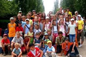 С 8.00 до 10.30 в Каменске-Уральском зарегистрировано 723 заявления на путевки в лагеря и санатории