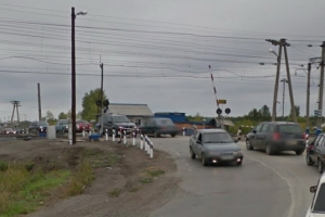 На следующей неделе закроют железнодорожный переезд на окраине Каменска-Уральского