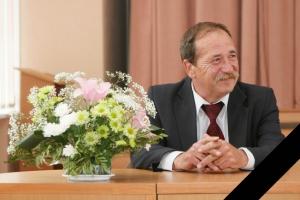 Скончался бывший главный экономист Каменска-Уральского Сергей Петушков