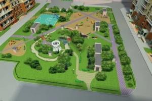 В Каменске-Уральском подготовили проект программы, в которой предложен план благоустройства дворовых территории
