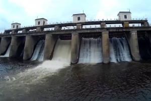 Продолжится ремонт Волковской плотины в Каменске-Уральском