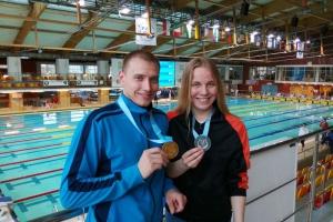 Спортсмены, представляющие Каменск-Уральский, стали победителями Кубка мира и универсиады по подводному спорту