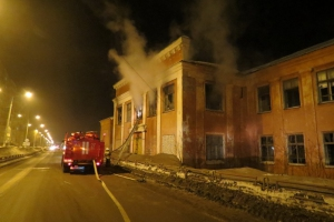 С начала года в Каменске-Уральском и районе произошло восемнадцать пожаров