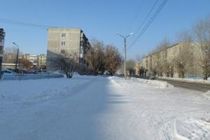 В Каменске-Уральском продолжают решать проблему наружного освещения