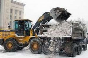 6 тысяч кубометров снега убрали подрядчики УГХ с улиц Каменска-Уральского за минувшие выходные