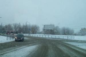 Снегопад не застал дорожников Каменска-Уральского врасплох