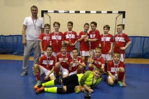 Юные футболисты из Каменска-Уральского завоевали бронзу Кубка губернатора Тюменской области по мини-футболу