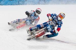 Гонщик из Каменска-Уральского завершил очередной этап чемпионата мира на третьем месте