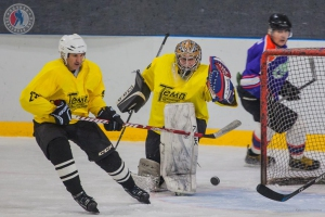 «Темп» из Каменска-Уральского остановился в шаге от бронзы регионального турнира Ночной хоккейной лиги