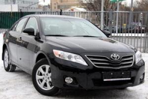 125 тысяч рублей потратят на ремонт пяти автомобилей администрации Каменска-Уральского