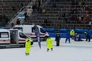 Получивший травму во время финала чемпионата мира по спидвею Даниил Иванов выбыл до конца сезона