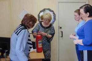 В Каменске-Уральском проходить проверка соблюдения норм пожарной безопасности в жилищных участках