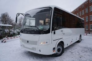 На дороги Каменска-Уральского вышли два новых автобуса, которые будут работать на городских маршрутах. Скоро появятся еще два