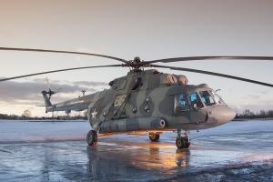 Боевой состав авиационной базы, дислоцированной в Каменске-Уральском, пополнился шестнадцатью новыми вертолетами