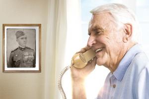 У ветеранов войны в Каменске-Уральском появилось право на бесплатные звонки и телеграммы