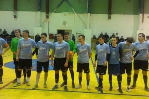 ВМК вновь выиграл Кубок Каменска-Уральского по мини-футболу