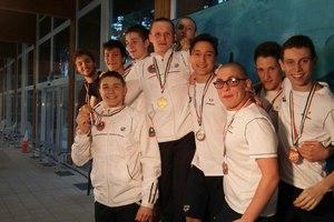 Представители Каменска-Уральского успешно выступили на Кубке мира по подводному спорту