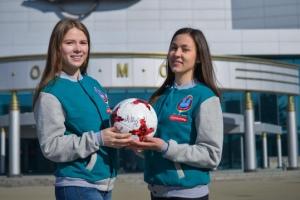 У жителей Каменска-Уральского есть шанс попасть в число волонтеров чемпионата мира по футболу 2018 года