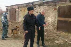 В Каменске-Уральском задержали серийного гаражного вора. На его счету более двадцати краж