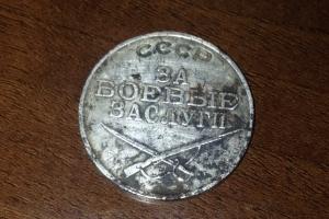 В Каменске-Уральском ищут родственников героя Великой Отечественной войны, чью медаль случайно обнаружили горожане