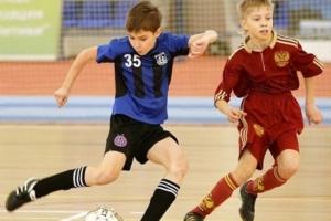 Команда из Каменска-Уральского стала победителем первого тура первенства России по мини-футболу