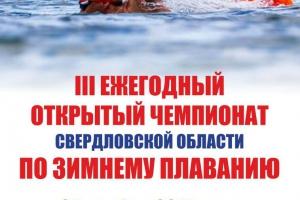 25 ноября в Каменске-Уральском пройдет открытый чемпионат Свердловской области по зимнему плаванию