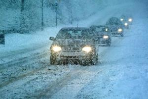 Из-за сложных погодных условий автолюбителей Каменска-Уральского ГИБДД призывает не выезжать без особой необходимости на областные трассы