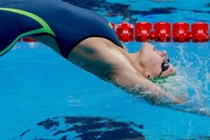 Дарья Устинова из Каменска-Уральского стала обладательницей бронзовой медали чемпионата России по плаванию
