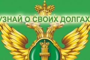 Судебные приставы Каменска-Уральского проведут акцию «Узнай о своих долгах»