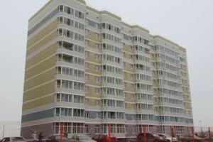 В Каменске-Уральском построили новый дом в жилом комплексе «Генеральский парк»