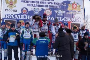 После первых двух туров первенства России по ледовому спидвею в Суперлиге команда из Каменска-Уральского остается за чертой призеров