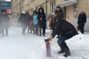Коммунальщиков Каменска-Уральского проверили, готовы ли они помочь горожанам