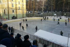 Хоккейная «Синара» из Каменска-Уральского крупно проиграла в третьем матче первенства области