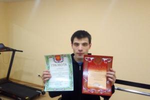 Иван Королев из Каменска-Уральского стал рекордсменом областного турнира по русскому жиму