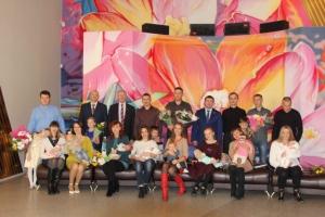 Церемония торжественного имянаречения состоялась накануне в Каменске-Уральском