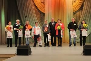 В Каменске-Уральском вручили награды лауреатам городской премии «За активную жизненную позицию»