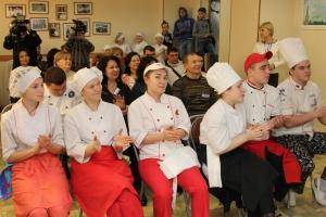 Городской конкурс «Лучший кондитер ─ 2017» стартовал сегодня в Каменск-Уральском техникуме торговли и сервиса