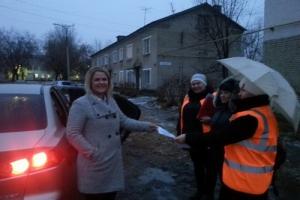 Следить за порядком на дорогах Каменска-Уральского и возле учебных заведений вышел «Родительский патруль»