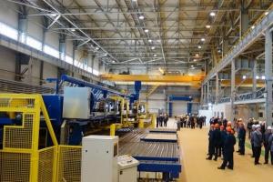 На Каменск-Уральском металлургическом заводе освоили выпуск новой продукции. И все благодаря проекту «Прокатный стан»