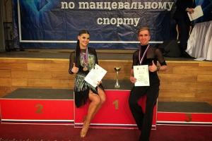 Танцоры из Каменска-Уральского взяли три первых места на всероссийском конкурсе в Екатеринбурге