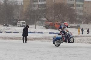 Два гонщика из Каменска-Уральского приглашены на сбор национальной команды России по ледовому спидвею