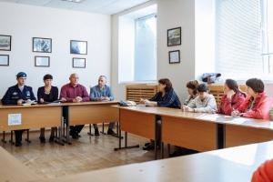 Круглый стол с матерями призывников состоялся в военкомате Каменска-Уральского