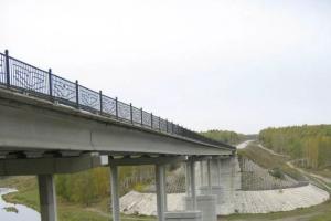 Больше миллиона потратят на ремонт моста через Исеть под Каменском-Уральским на трассе «Южный обход»