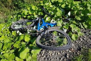 Под Каменском-Уральским в ДТП погиб велосипедист, личность которого пока не опознали