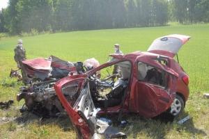 В ДТП под Тюменью погиб автолюбитель из Каменска-Уральского